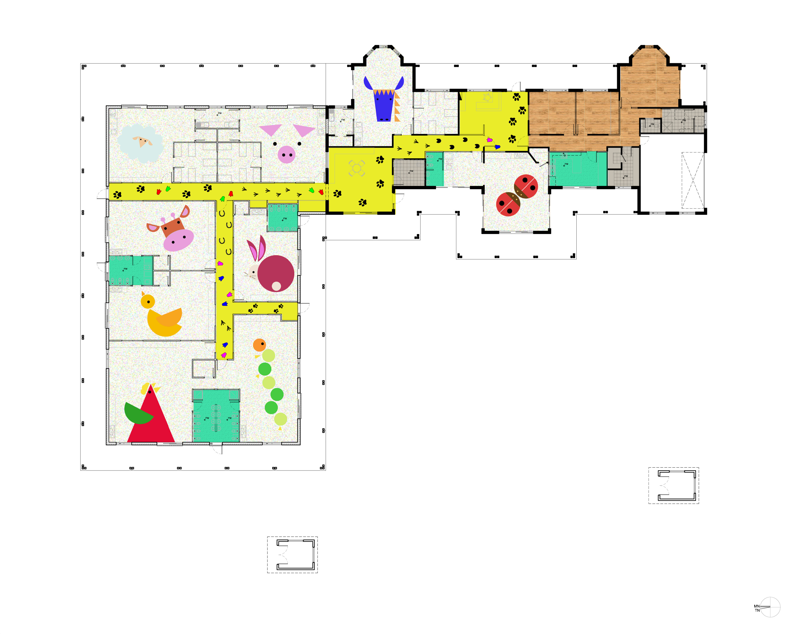 View Our Child Care Centre Layout Old Macdonalds Childcare